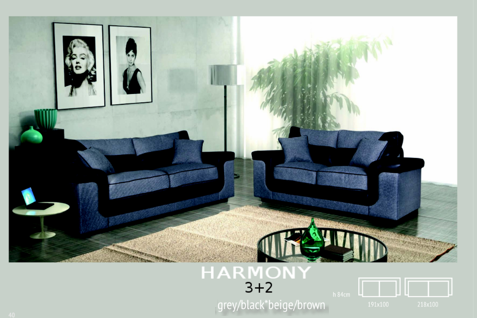 HARMONY SOFA 3 sinphoney
