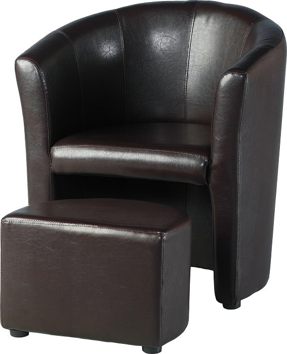 TEMPO_TUB_CHAIR_WITH_FOOTSTOOL_EXP_BROWN